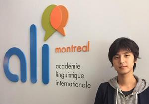 カナダ学校情報 ALI 生徒インタビュー