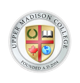 UMC - Upper Madison College logo