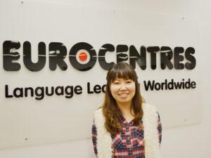 Eurocentres 生徒の声